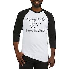 Sleep Safe Sleep with a Veteran Baseball Jersey