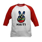 Peace Haiti Tee