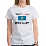 World's Hottest South Dakotan Tee