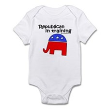 Republican in Training Onesie
