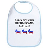 When Republicans Hold Me Bib