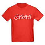 Retro Adriel (Red) T