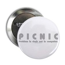 "PICNIC 2.25"" Button (100 pack)"