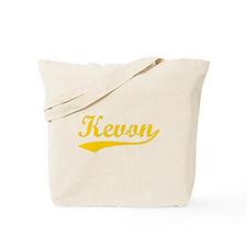 Vintage Kevon (Orange) Tote Bag