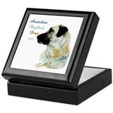 ASD Best Friend1 Keepsake Box