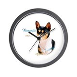 Basenji Best Friend1 Wall Clock