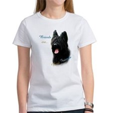 Briard Best Friend1 Tee