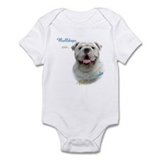 Bulldog Best Friend1 Infant Bodysuit