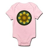 New Spring Flower Infant Bodysuit
