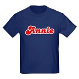 Retro Annie (Red) T