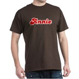 Retro Annie (Red) T-Shirt