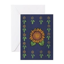 Sunflower Mother's Day Greeting Card