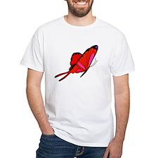 Red Flutters Shirt