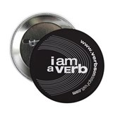 I am a verb 2.25&amp;quot; Button