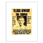 Bob Younger Reward Small Poster