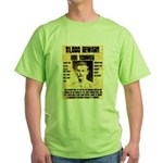 Bob Younger Reward Green T-Shirt