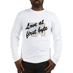 Love At First Byte Long Sleeve T-Shirt