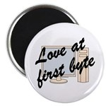 Love At First Byte Magnet