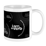 I am a verb Mug