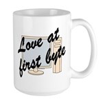 Love At First Byte Large Mug
