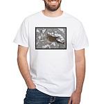 Winter Dove White T-Shirt