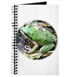 Pacific Chorus Frog Treefrog Journal