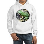 Pacific Chorus Frog Treefrog Hooded Sweatshirt