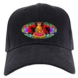 &quot;Buddha Swirl&quot; - Baseball Hat