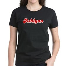 Retro Ashlynn (Red) Tee