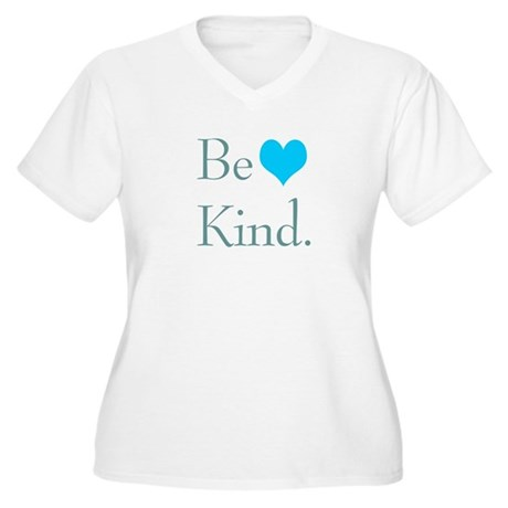 """Be Kind"" with a heart. Women's Plus Siz"