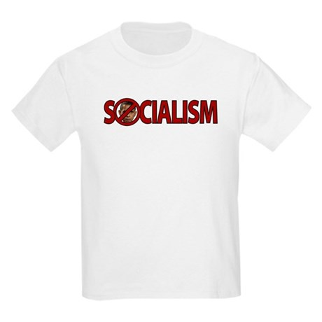 Obama: Socialism Kids Light T-Shirt