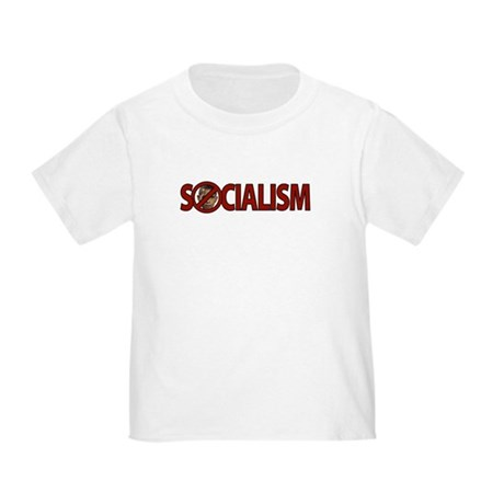 Obama: Socialism Toddler T-Shirt