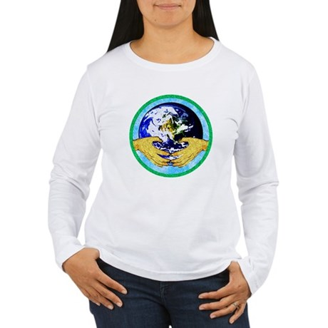 Precious Earth Women's Long Sleeve T-Shirt