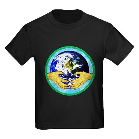 Precious Earth Kids Dark T-Shirt