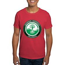 Going Green Columbus Tree T-Shirt