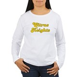 Retro Citrus Heights (Gold) T-Shirt