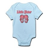 Shoes Little Sis Infant Bodysuit