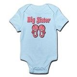 Shoes Big Sis Infant Bodysuit