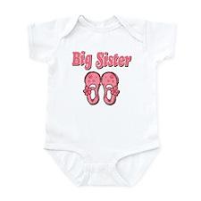 Shoes Big Sis Infant Bodysuit
