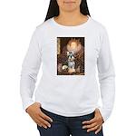 Elizabeth / Min Schnauzer Women's Long Sleeve T-Sh
