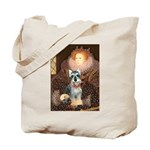 Elizabeth / Min Schnauzer Tote Bag