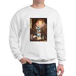 Elizabeth / Min Schnauzer Sweatshirt