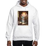Elizabeth / Min Schnauzer Hooded Sweatshirt