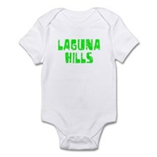 Laguna Hills Faded (Green) Infant Bodysuit