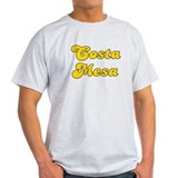 Retro Costa Mesa (Gold) T-Shirt