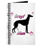 Greyt Mom Black Journal