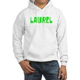 Laurel Faded (Green) Jumper Hoodie