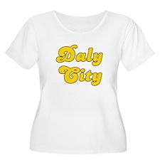 Retro Daly City (Gold) T-Shirt