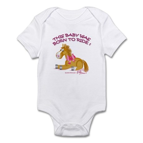 Horse Infant Bodysuit