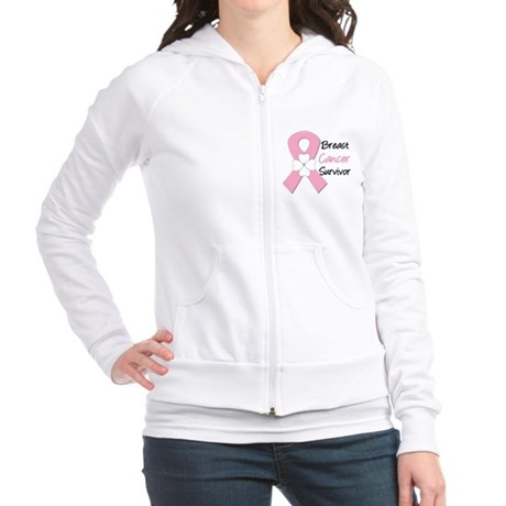 Breast Cancer Survivor Jr. Hoodie